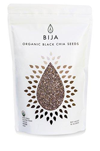 BIJA Organic Black Chia