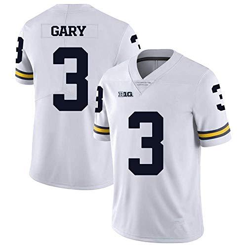 Mens/Womens/Youth_Rashan_Gary_White_Michigan_Wolverines_Jersey