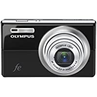 Olympus FE-5010 12MP Digital Camera with 5x Optical Dual Image Stabilized Zoom and 2.7-inch LCD (Black) Review Review Image