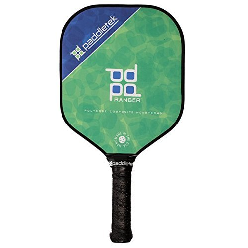 Paddletek Ranger Pickleball Paddle (Green)