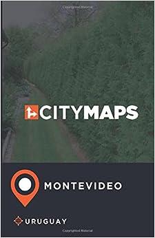 :HOT: City Maps Montevideo Uruguay. Electric designed might PARRILLA around