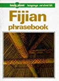 Front cover for the book Fijian Phrasebook by Paul Geraghty