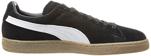 Puma Suede Classic Leather Formstrip Sneaker Black/White buy cheap excellent VULpe4Q8nC