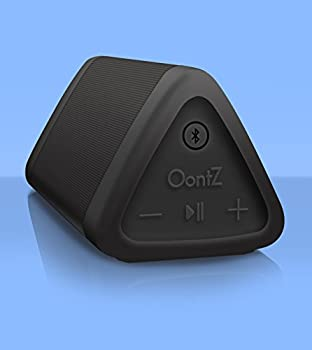 Oontz Angle 3 Portable Bluetooth Speaker : Louder Volume 10w Power, More Bass, Ipx5 Water Resistant, Perfect Wireless Speaker For Home Travel Beach Shower Splashproof, By Cambridge Soundworks (Black) 7