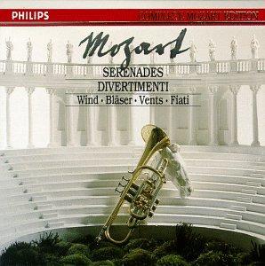 Wolfgang Amadeus Mozart, Neville Marriner, Edo de Waart, Klaus