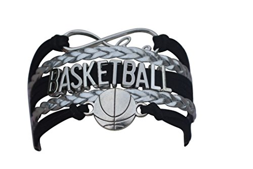 Basketball Bracelet Jewelry Girls Perfect product image