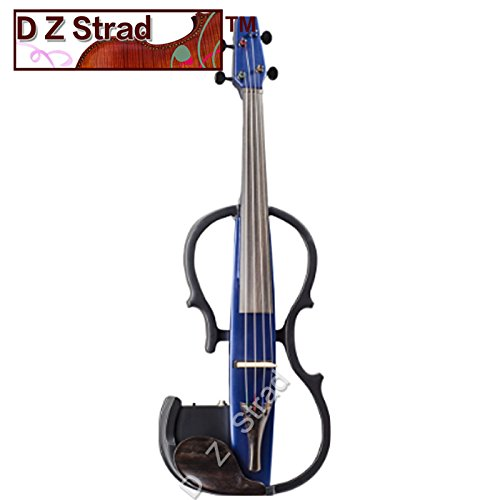 D Z Strad 5-string Electric Violin Outfit E201 (5-String) by D Z Strad