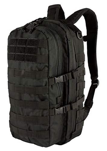 Red Rock Outdoor Gear Element Day Pack, Black ()