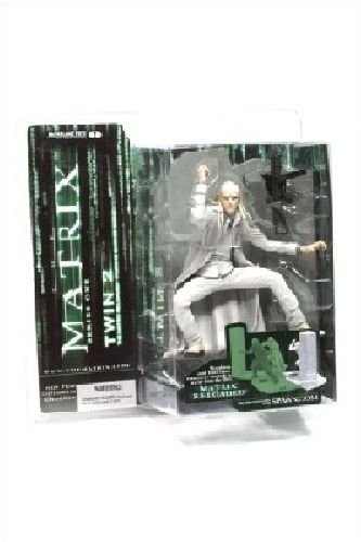 - Mcfarlane the Matrix Series 1 Twin 2 by Movie Figures