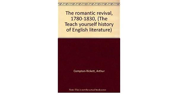 the romantic revival in english literature