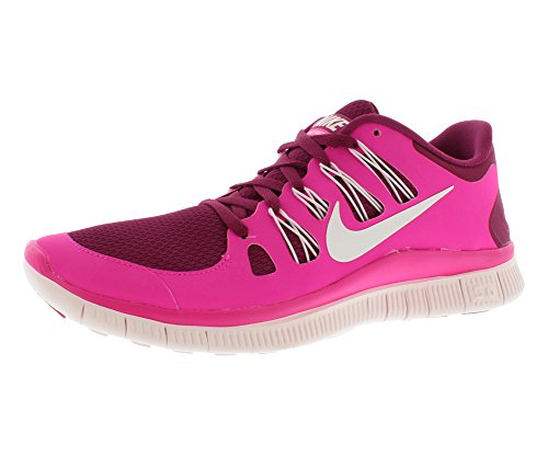 d0f2e677cb7b Galleon - Nike Lady Free 5.0+ Running Shoes - 6.5 - Red