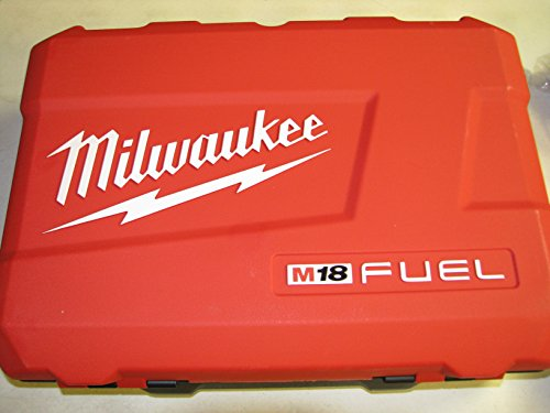 Milwaukee Heavy Duty Tool Case: Fits 2720-22; 2720-21; 2720-20 M18 Fuel Sawzall Reciprocating Saw (Tool Case Only) Review