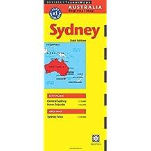 Sydney Travel Map Sixth Edition
