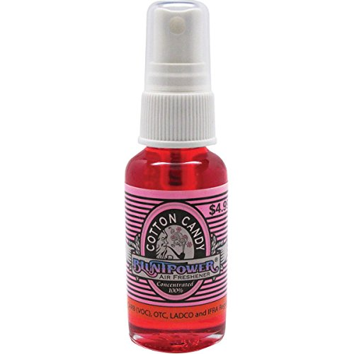 (BluntPower 1.5oz High Concentrated Air Freshener - Cotton Candy)