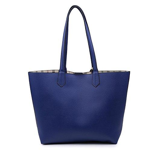 Para Tela Azul London De Bolso L Mujer Craze wAIqTWtI
