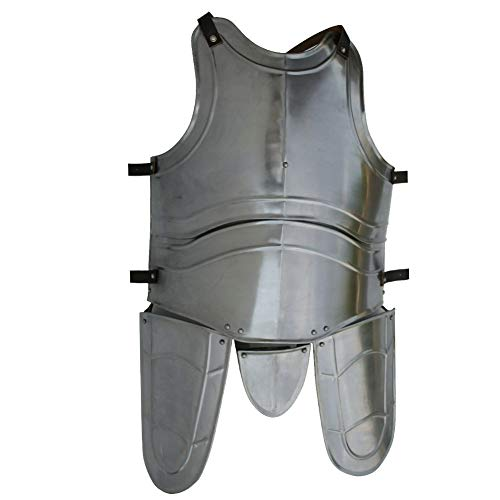 Knights Jousting Medieval Body Armor Cuirass 18g Replicas (Knights Body Armor)