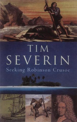 book cover of In Search of Robinson Crusoe