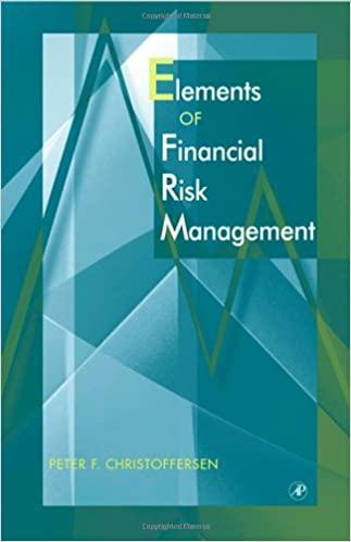 Download online Elements of Financial Risk Management PDF