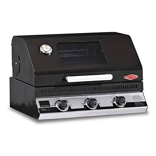 BeefEater Discovery 1100E 3 Burner Builtin BBQ