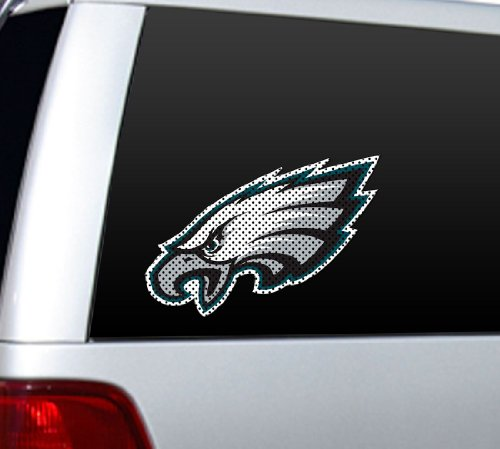 philadelphia eagles window decal - 2