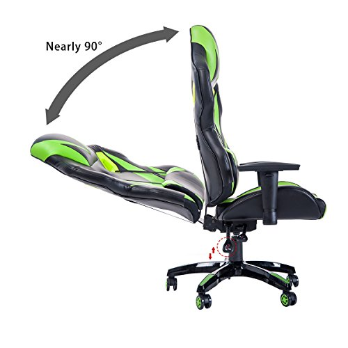 Merax Monster Series Ergonomic High Back Racing Style Pu