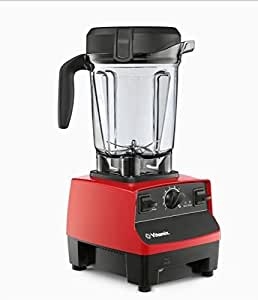 Vitamix Certified Reconditioned 5300 Blender, Red