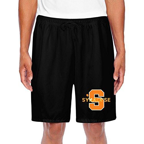 CGH Seven Syracuse Orange 5 Men's Shorts With Pocket Size3X Black
