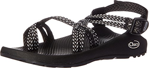 Chaco Women's ZX2 Classic Sport Sandal, Boost Black, 9 W US (Loop Sandals Chaco Toe)