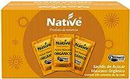 Açúcar Mascavo Orgânico Native 250 Sachês de 4g
