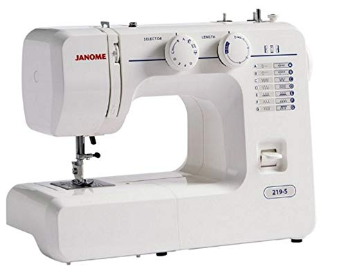 Janome 219S Sewing Machine - Just Released