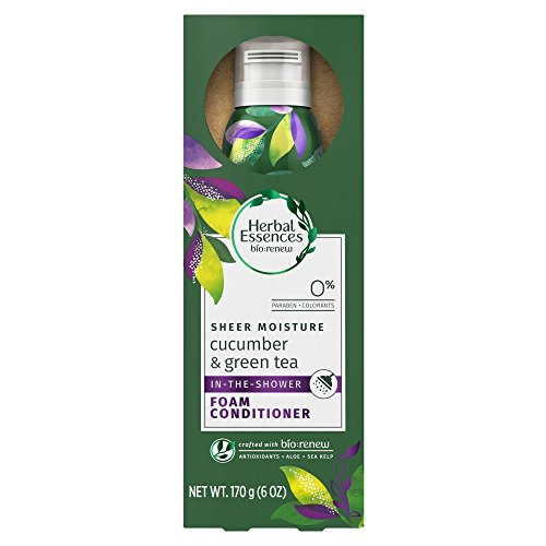 Herbal Essences Herbal Essences Bio Renew Cucumber & Green Tea In The Shower Foam Conditioner, 6 Oz, 6 Oz