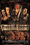 Pirates of the Caribbean : Curse of the Black Pearl ~ Original 27x40 Double-sided Regular Movie Poster