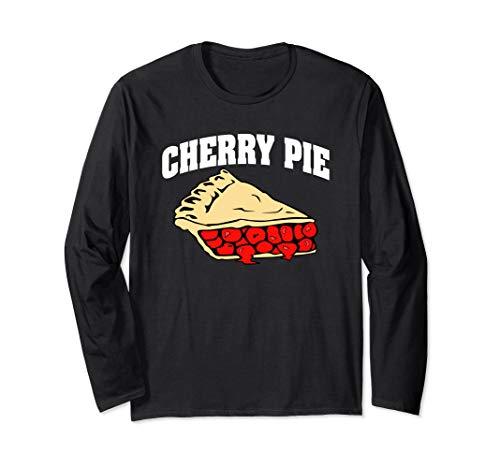 Cherry Pie Group Halloween Costume Long Sleeve Shirt ()