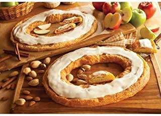 product image for Danish Kringle Pair - Apple and Almond