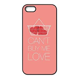 The Beatles 005 iPhone 5 5s Cell Phone Case Black TPU Phone Case RV_575195