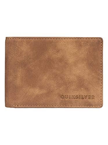 Quiksilver Men's Slim Vintage III Wallet, Warm Sand, M