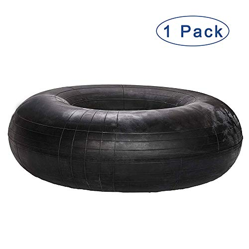 HIFROM Replacement Premium 20x8.00-8, 20x8-8, 20x10.00-8, 20x10-8 Utility Tire Inner Tubes with TR13 Straight Valve Stem for Mowers Go Karts Wheelbarrows Tractors ATVs ETC - 1 Pack (Lawn Mower Tire Tube 20x10)