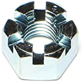 Hard-to-Find Fastener 014973270827 Castle Nuts, 10mm-1.50, Piece-12