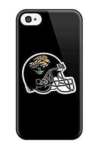 Snap-on Jacksonville Jaguars Helmet Case Cover Skin Compatible With Iphone 4/4s