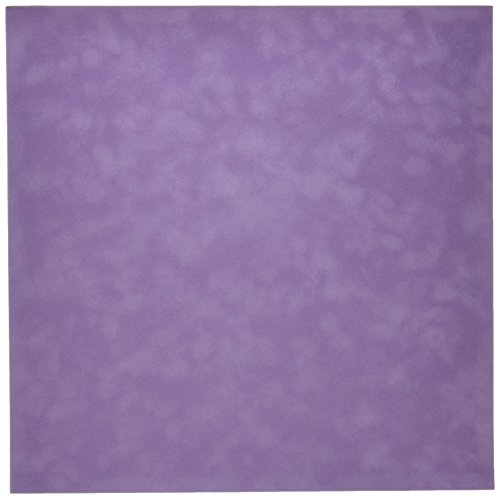 Sew Easy Industries 12-Sheet Velvet Paper, 12 by 12-Inch, Lavender by Sew Easy Industries