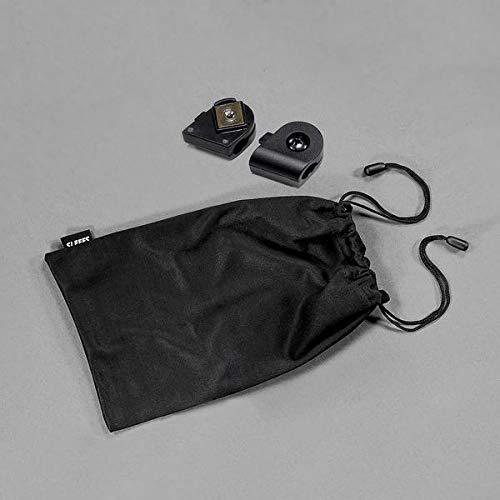 SLEEFS Clear Black Shadow X Helmet Eye-Shield Color Tinted Visor