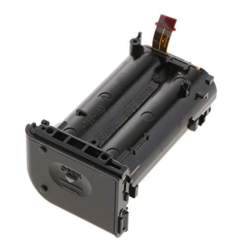 Almencla Vertical Battery Grip Holder Mount Kit for Sony DSC-W12 & DSC-W1 DSLR Camera ()