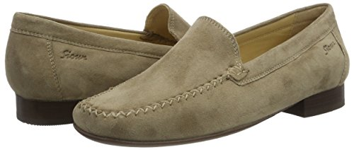 003 Mocasines Mujer cork Campina Sioux Beige Para 6qCw1aHpO