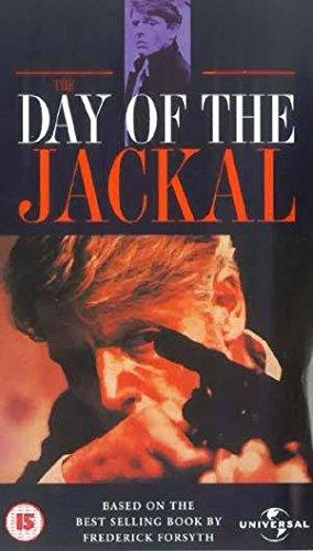 The Day Of The Jackal [Reino Unido] [VHS]: Amazon.es: Edward Fox ...