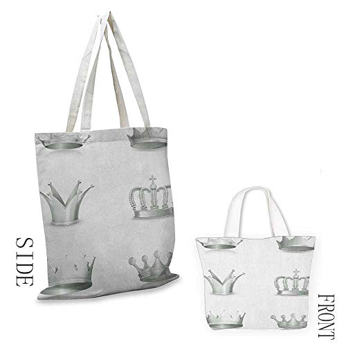 Multipurpose canvas bag Grey Different Kinds of Antique