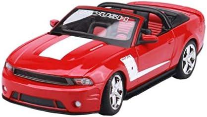 YN モデルカー シミュレーションフォードマスタング427Rモデル1:18比例ダイカストモデル家の装飾コレクション趣味車ファンギフト ミニカー