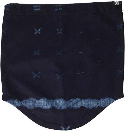 DC Men's Thief Neck Warmer, Dark Blue mud Cloth, One Size from DC