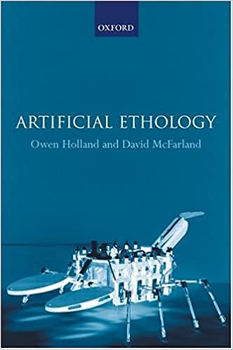 Read online Artificial Ethology PDF, azw (Kindle)