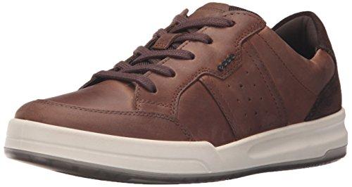 Ecco Herren Jack Sneaker Braun (COCOABROWN/COFFEE 55738)