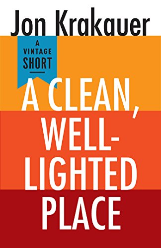 a clean well lighted place a vintage short